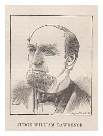 Judge William Lawrence.