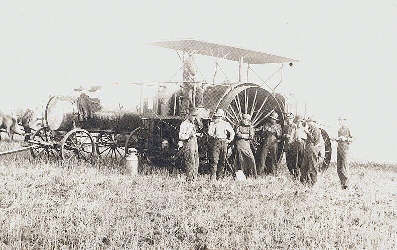 McMains Farmers