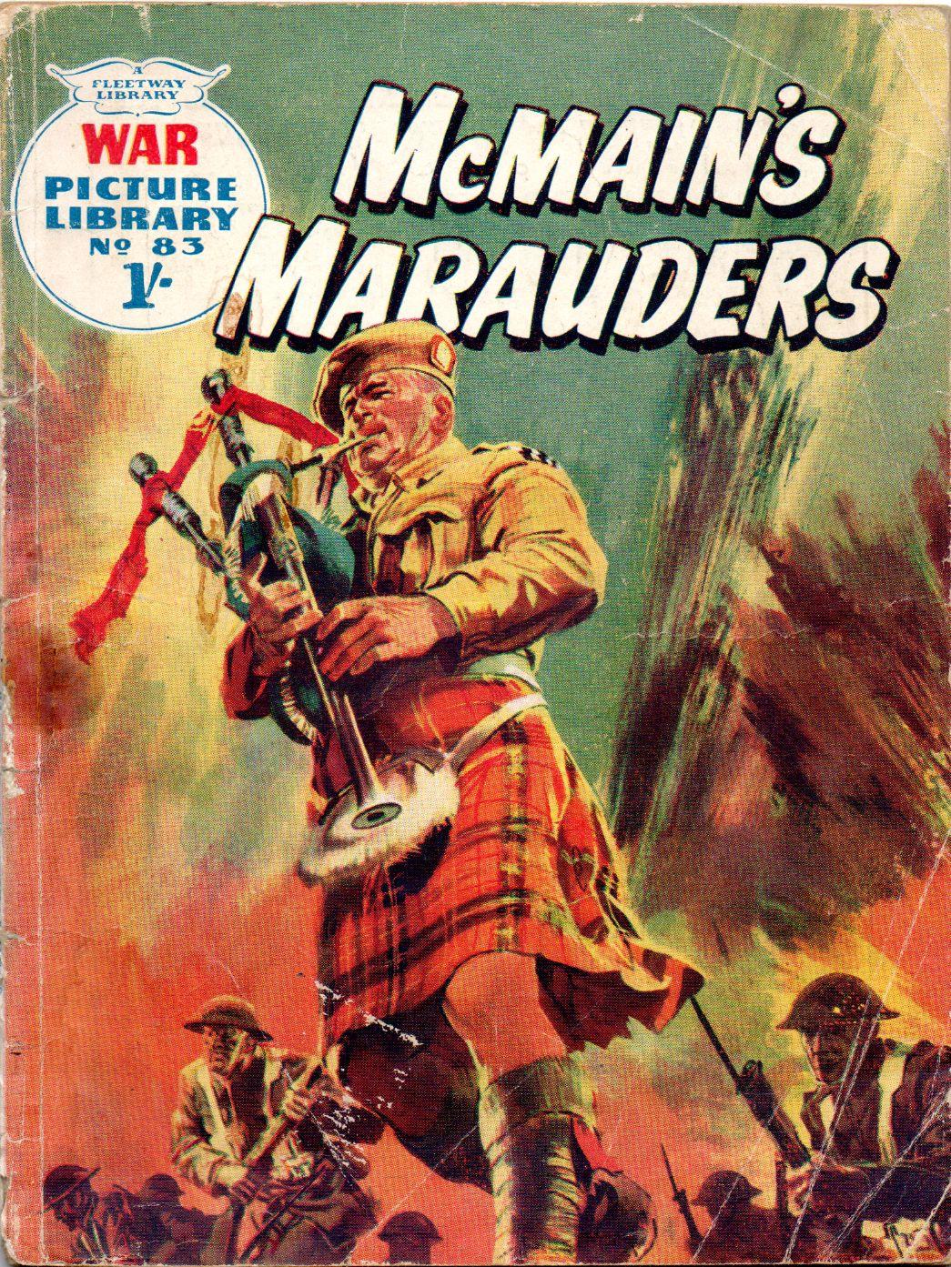 McMain's Marauders