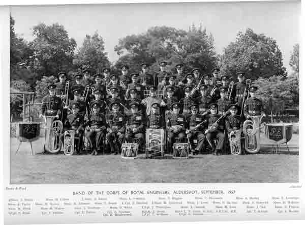 Royal Engineers Staff Band Aldershot