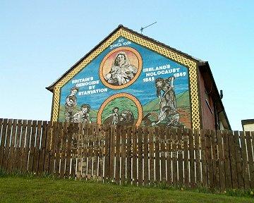 The Emerald Isle: West Belfast
