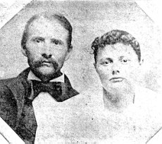 and his wife Elizabeth RAY: