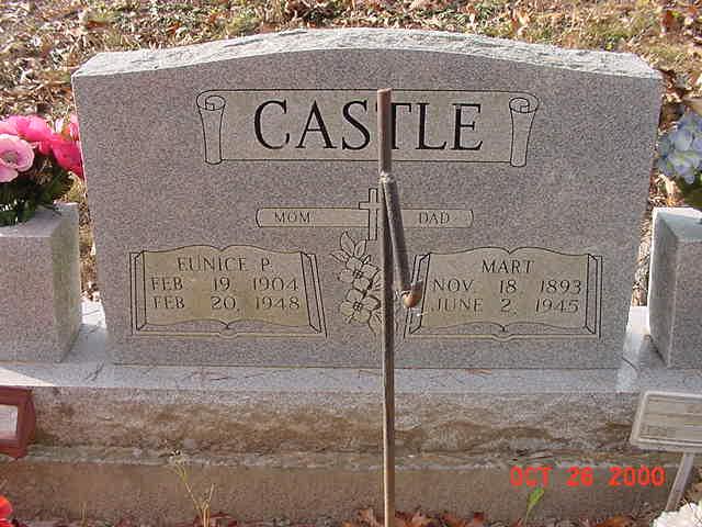 lucinda jane castle