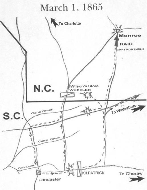 Wilsons Store Map