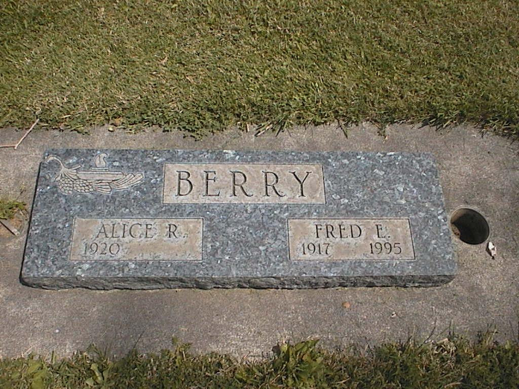 Arrieta blog: fred berry