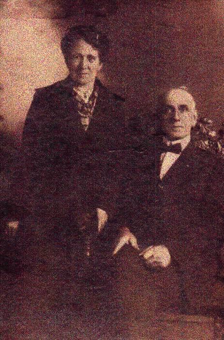 Margaret (Adams) and Joseph Aites