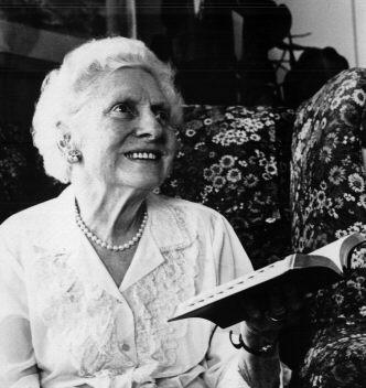 Bertha Emma von Breyman Lindgren, c. 1979