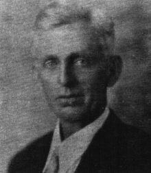 George Edward von Breyman, c. 1930