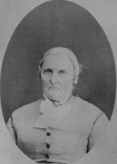 Amelia Goda, mother of Wilhimine Sophia Goda von Breyman