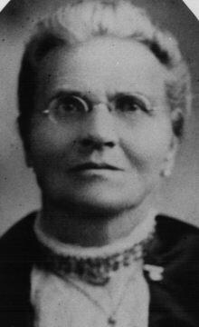 Catherina Dorothea Elisabeth Schultz Lindgren