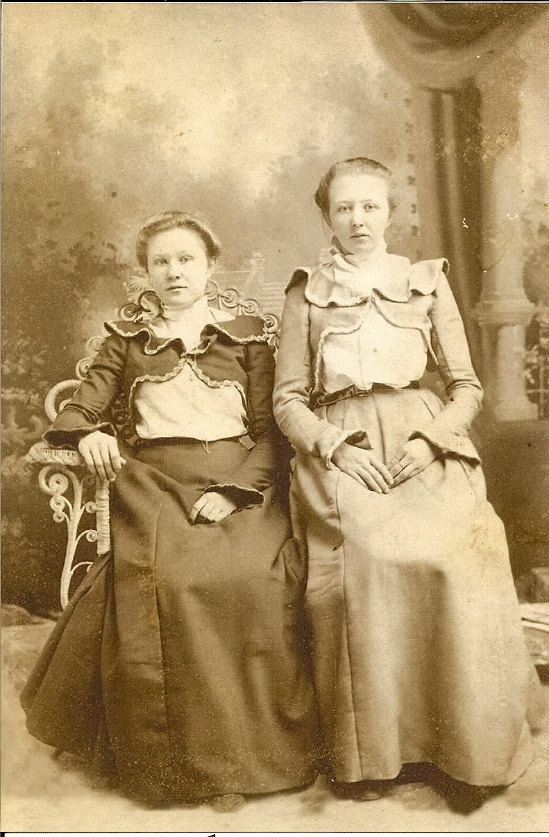 Amanda Reese and sister