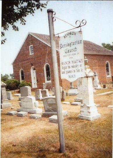 Rehoboth Presbyterian Church, Rehoboth, MD, 07-08-2002.