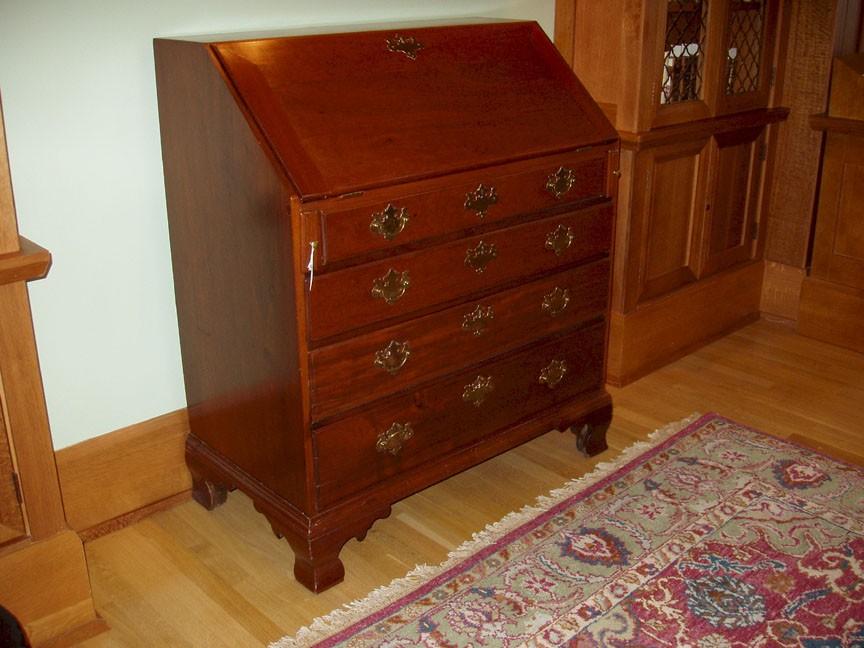 Old Makemie Desk