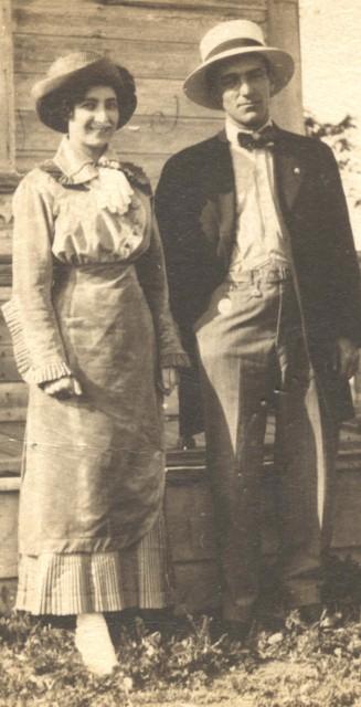 John Manley et Irène Ida Rajotte 95616-01