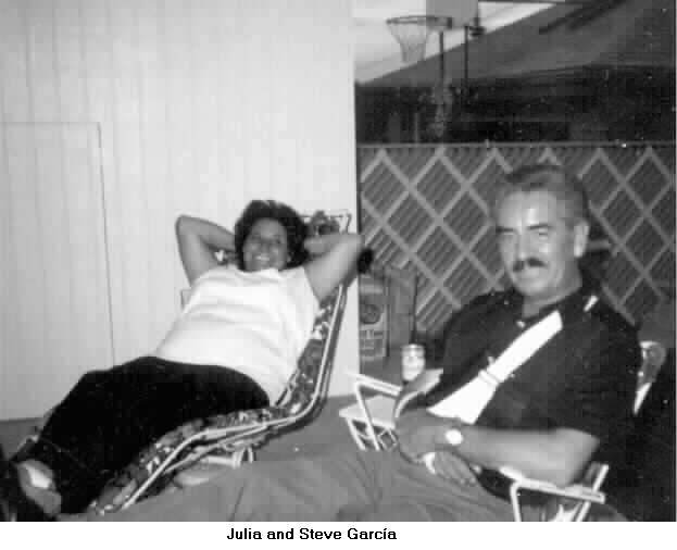 Steve & Julia Garcia