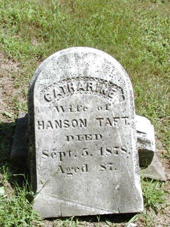 Catharine Taylor Taft