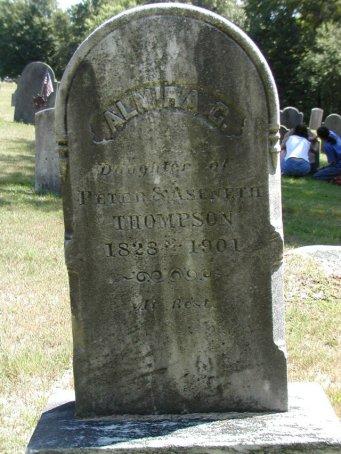 Almira G. Thompson