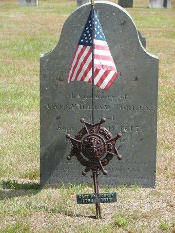 Capt. William Torrey