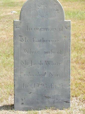 Catherine Penniman White