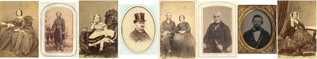 Lost Faces - Ancestor Photographs