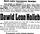 1913 - Dawid Leon Kolieb - obituary