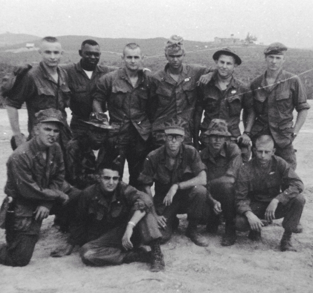 Thompson USMC Military - Vietnam TEAMS and Groups