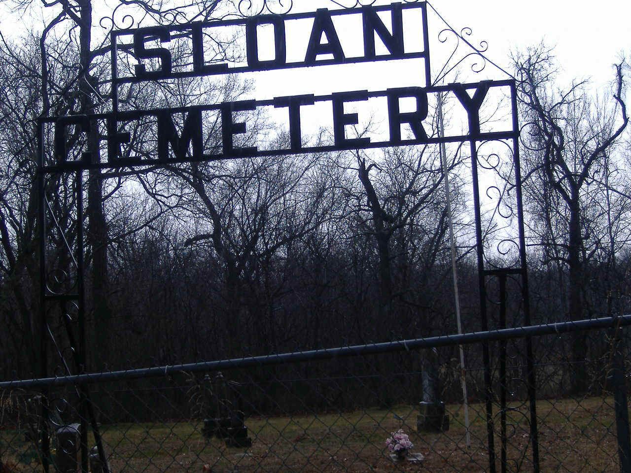 Sloan Sign