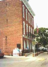 Lexington Masonic Hall Lexington, Michigan also was used as a fire hall and Opera House