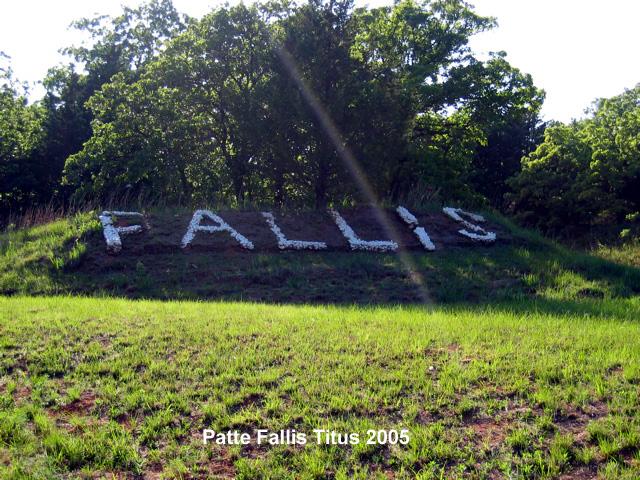 Fallis, Lincoln County, Oklahoma on Follis Families in the United