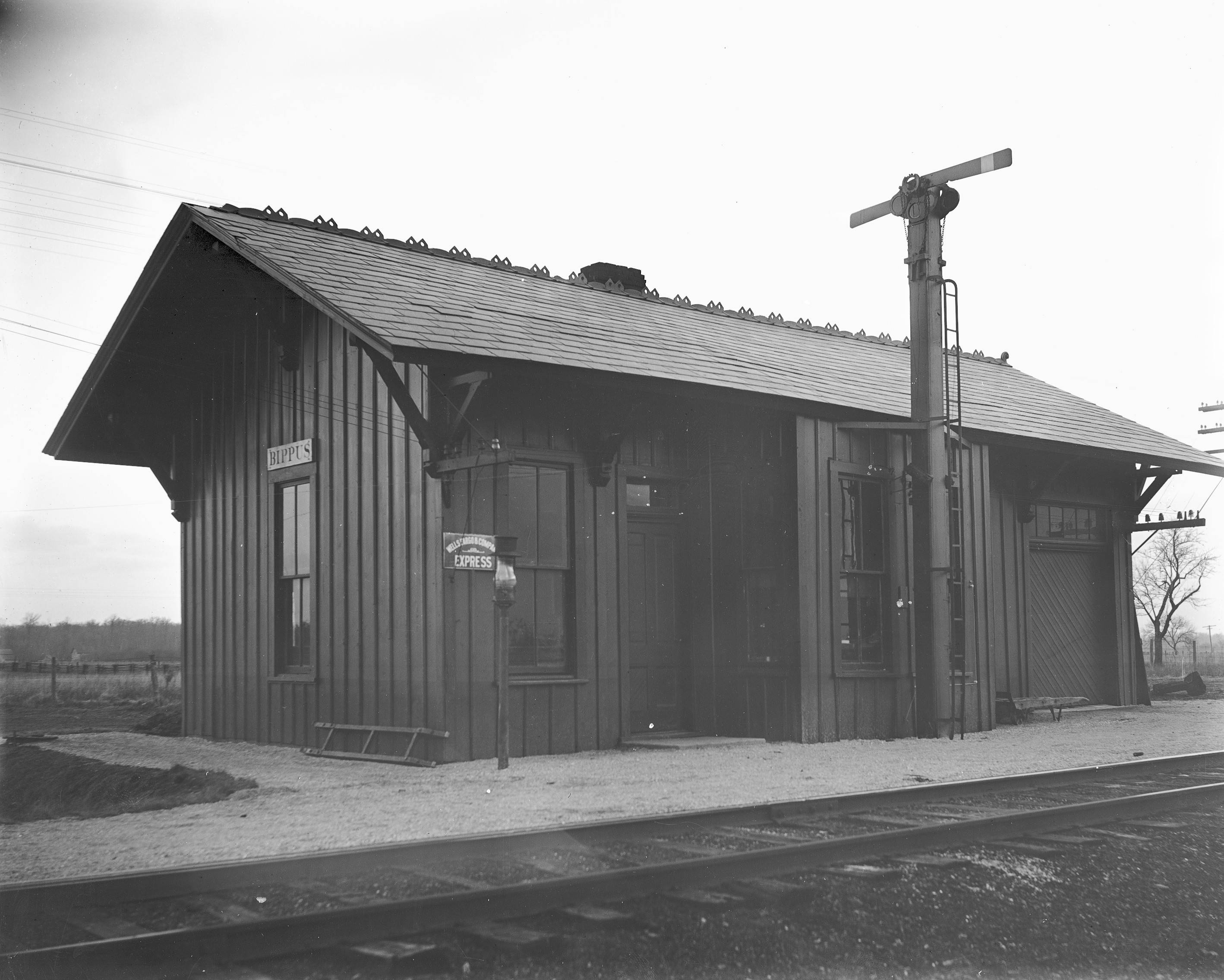Erie Railroad Depots and Other Facilities