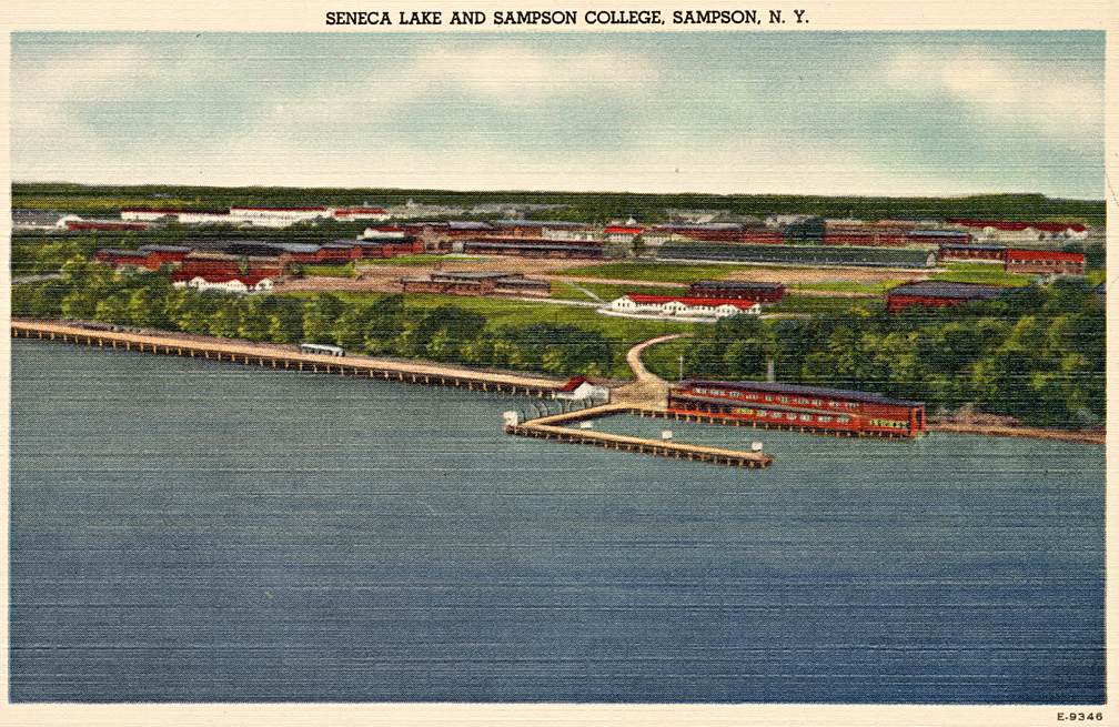 REMEMBERING SAMPSON: It's been 75 years since the Navy built its training station on the shores of Seneca Lake
