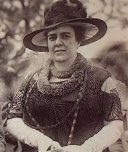 Princess Abigail Helen Kapi'olani Kawananakoa