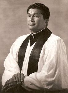 Rev. Abraham Akaka