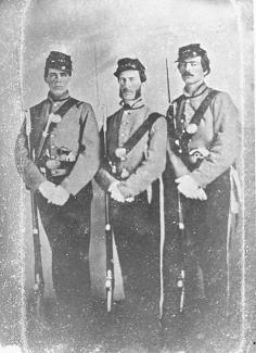 Augustus, Seneca & Francis Burr