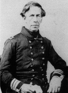 Admiral Charles Wilkes