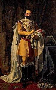 King Charles XV
