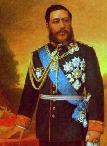 King David Kamaka'eha