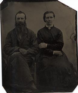 David Leander & Amanda (Stover) Sells