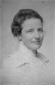 First Lady Edith Roosevelt