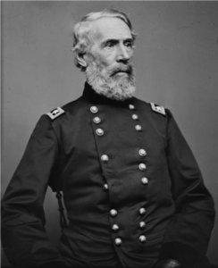 Maj. Gen. Edwin Vose Sumner