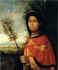 Princess Harrieta Keopuolani Nahi'ena'ena