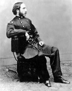 Major Henry Reed Rathbone
