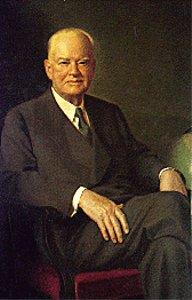 President Herber Hoover