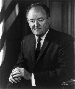 Vice President Hubert H. Humphrey
