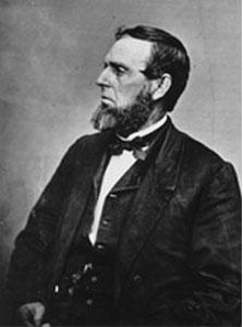 Senator James Harlan