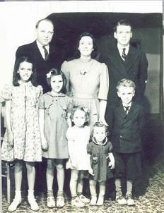 Jesse Hatch Family