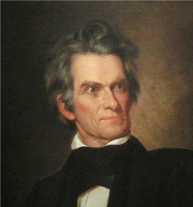 Vice President John Caldwell Calhoun