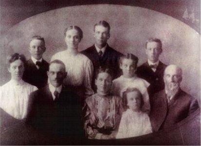 John Hubbard Mayo Family