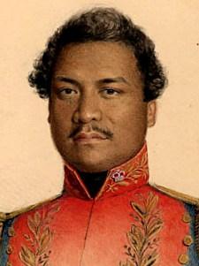 King Kamehameha III