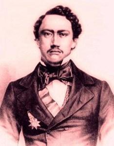 King Kamehameha IV